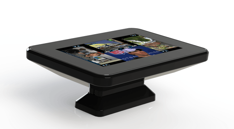 Transcity Sports Vision Table - 42inch multi touch with ZXY200 controller