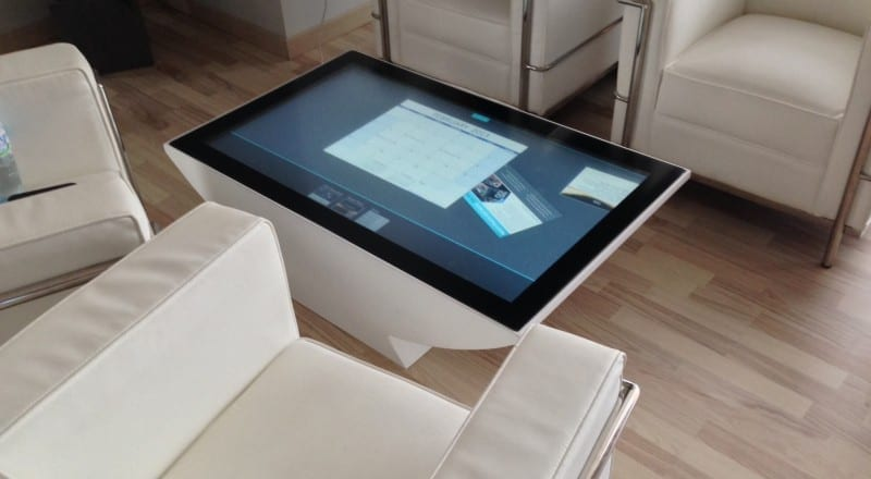 ZY407 - Touchwindows  multitouch