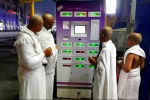 z1024zy - Lastinski phone charging stations in Saudi Arabia use Zytronic touch sensors