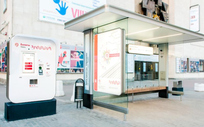 Moscow Metro and Bus ticket machines use Zytronic touch sensors_1