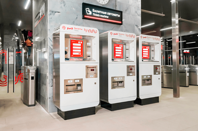 Moscow Metro and Bus ticket machines use Zytronic touch sensors_2