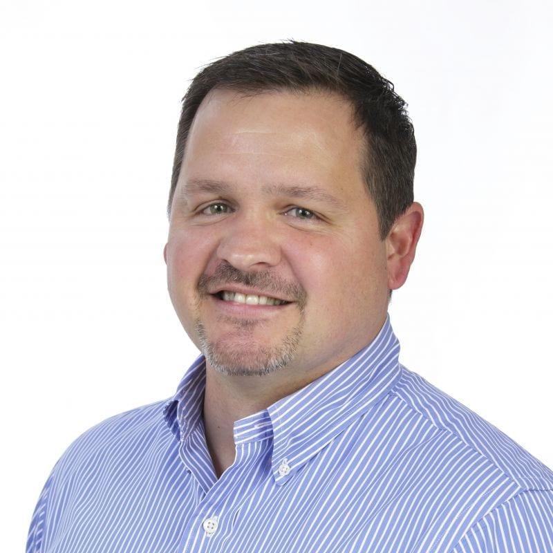 Scott Durden Zytronic sales and support manager headshot