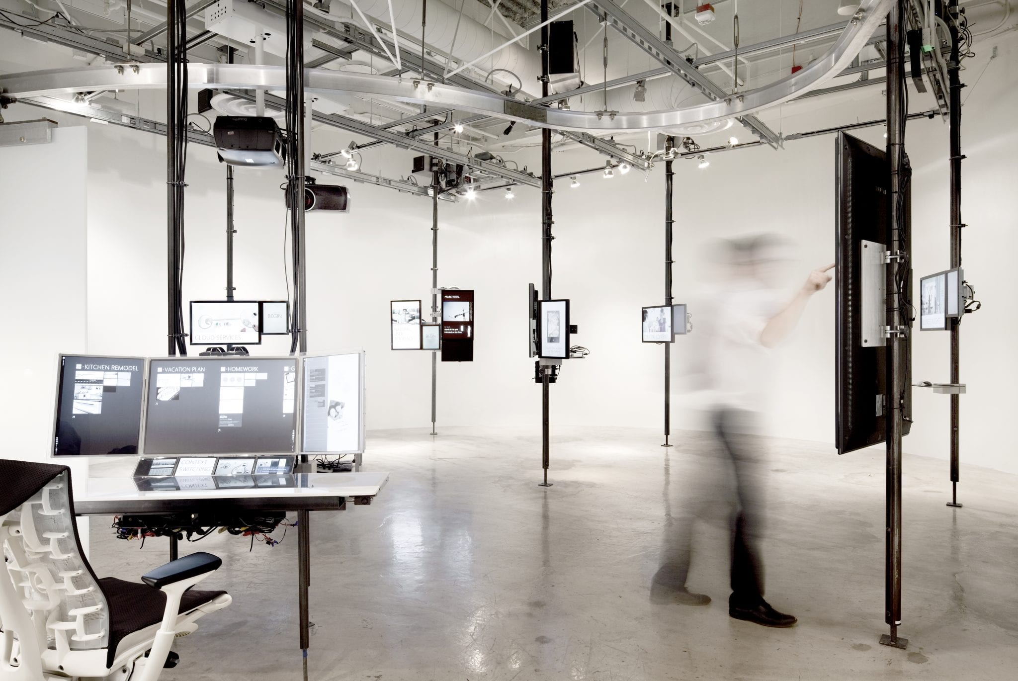 Microsoft's envisioning centre