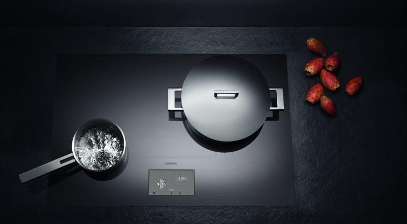 Zytronic projected capacitive technology being used on Bosch's innovative cook-top