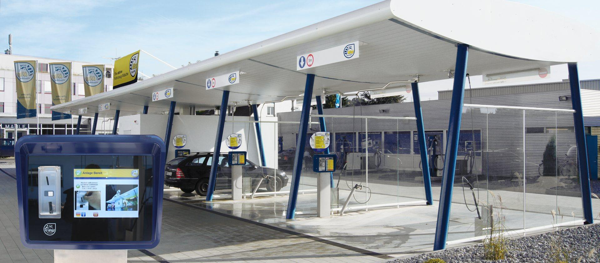 Car Wash Center Names