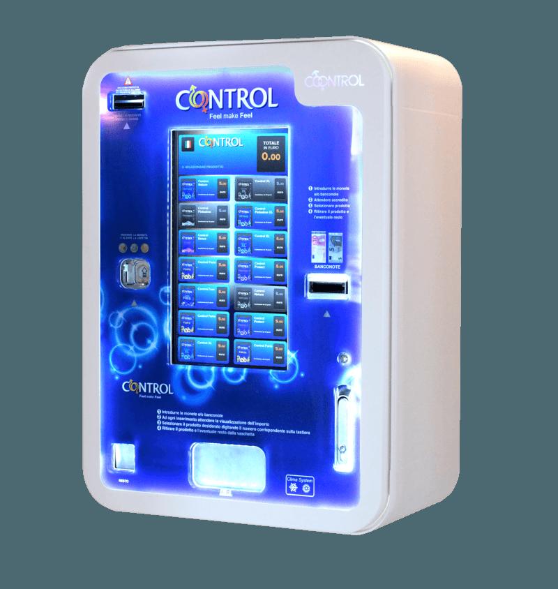 Amtek Vending Machines - Zytronic UK